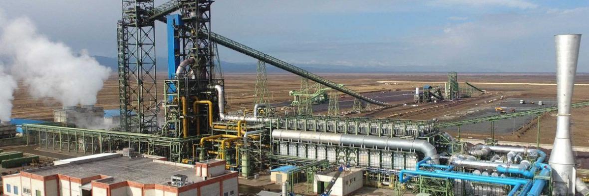 عملیات ساخت مرحله دوم کارخانه پارس فولاد سبزوار مهمترین طرح مثلث مالی این شهرستان