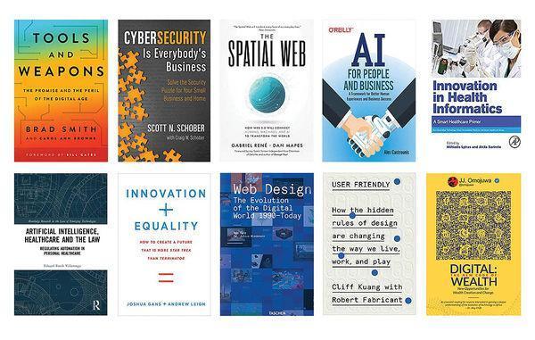 11 کتاب تکنولوژی محبوب سال 2020