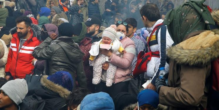 ترکیه فیلمی از کوشش گارد ساحلی یونان برای غرق کردن قایق پناهجویان منتشر کرد