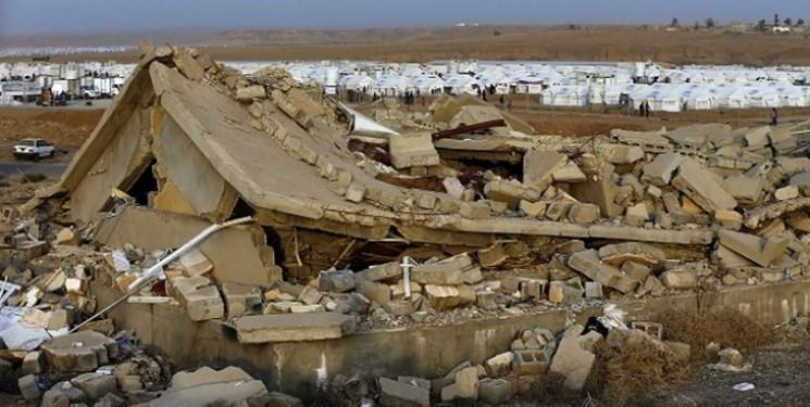 طرح بین المللی بازسازی 10 هزار منزل مسکونی در کرکوک عراق