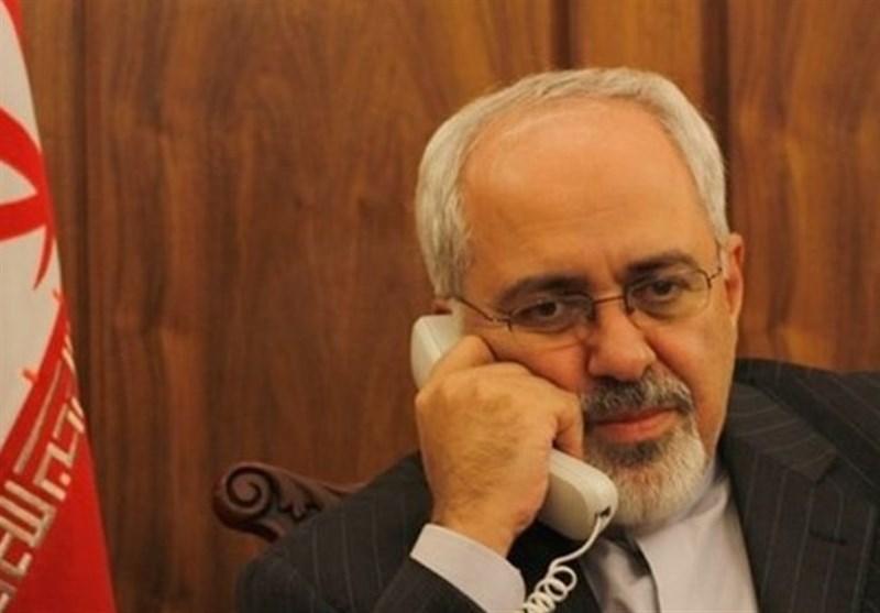 گفتگوی تلفنی ظریف با وزرای خارجه ترکیه و قطر درباره تحولات افغانستان