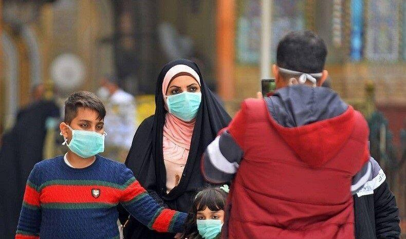 خبرنگاران وزیر بهداشت عراق از مردم خواست که به اماکن مقدس نروند