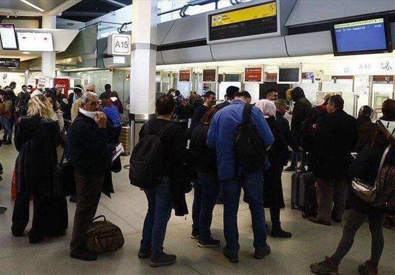 اعمال محدودیت های جدید در سفرهای زمینی و هوایی ترکیه