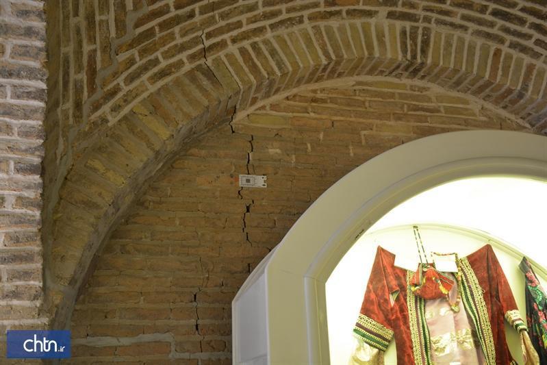 بازسازی بخش های آسیب دیده قلعه فلک الافلاک با استفاده از تکنولوژی نوین