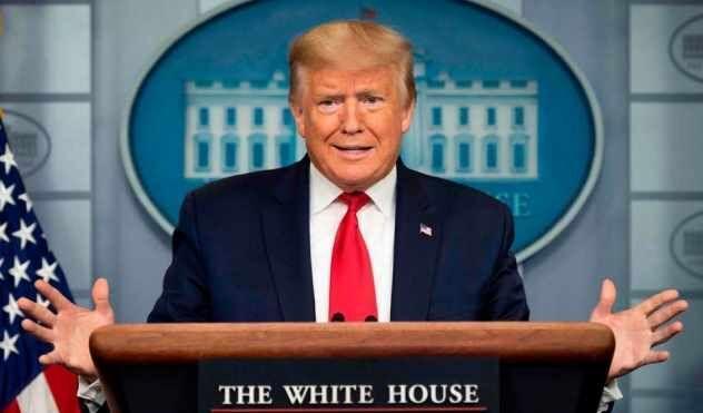 خبرنگاران ترامپ آمار جانباختگان کرونایی چین را بیش از آمریکا دانست