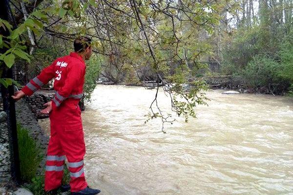 هشدار ، احتمال افزایش تعداد غرق شدگان در رودخانه کرج