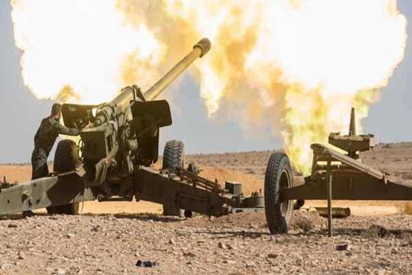 تروریست های تکفیری در کمین ارتش سوریه گرفتار شدند