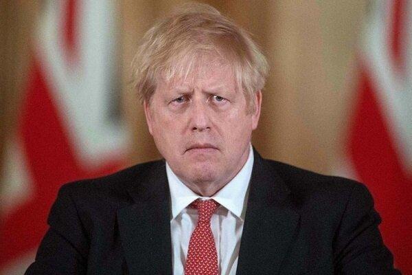 جانسون شرایط کرونا در انگلیس را فاجعه خواند