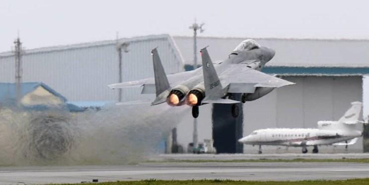 ژاپن برای تقابل با جنگنده های چینی لایه های دفاعی و گشتهای هوایی برقرار نموده است