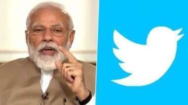 حساب توئیتری نخست وزیر هند هک شد