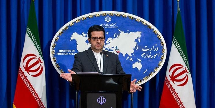 ایران امضای قرارداد نفتی آمریکا با یک گروه کُرد سوریه را محکوم کرد