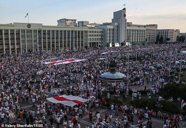 درخواست اتحادیه اروپا از بلاروس برای توقف پیگرد جنایی علیه شورای هماهنگی اپوزیسیون