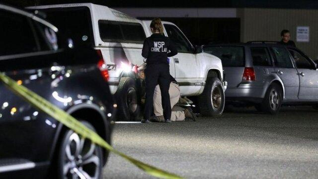 مظنون به قتل در پورتلند توسط پلیس کشته شد