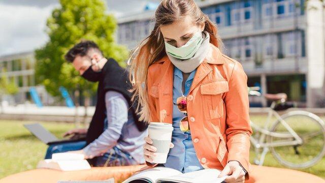 دریافت هفتگی تست کووید-19 از دانشجویان کمبریج