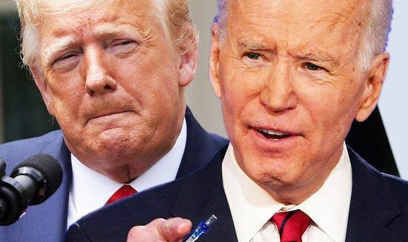 ترامپ: خیلی راحت بایدن را در نخستین مناظره شکست دادم