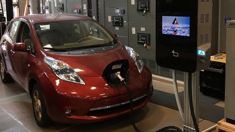 فناوری شارژ سریع در وسایل نقلیه الکتریکی توسعه می یابد