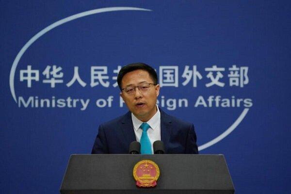 چین، آمریکا را به مظلوم نمایی متهم کرد
