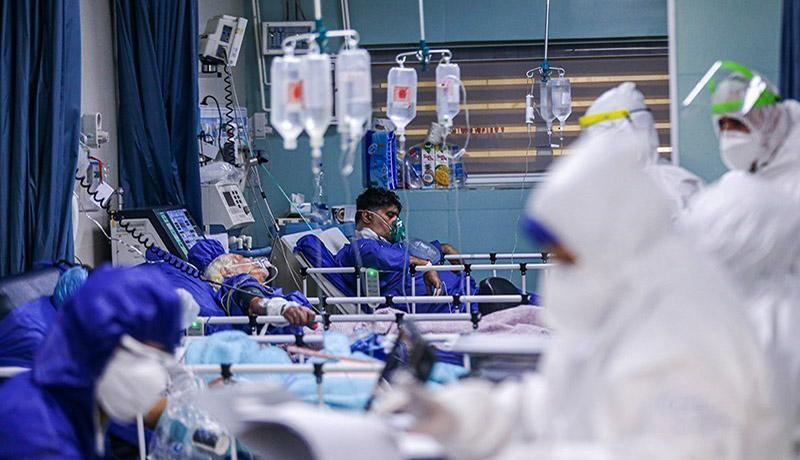 3875 بیمار جدید مبتلا به کووید 19 ، آمار کرونا در ایران 19مهر 99