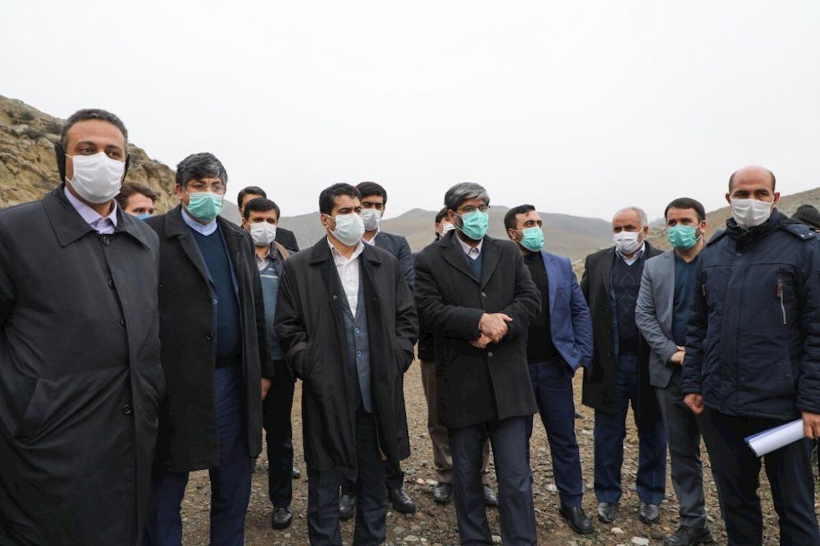 خبرنگاران قلعه و شارستان یل&zwnjسویی گرمی مغان کاوش می&zwnjشود