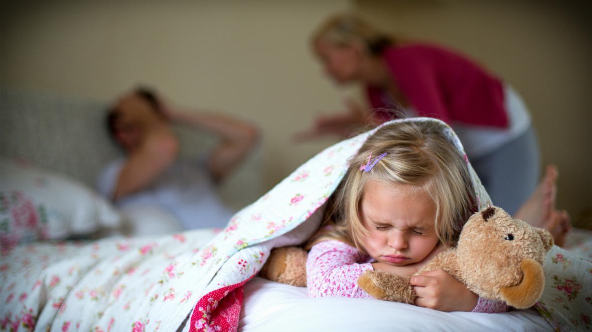 بچه ها در معرض خشونت دچار پیری زودرس می شوند
