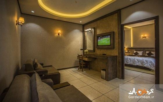 هتل باران؛ اقامتگاهی سه ستاره در مکانی خوش آب و هوا