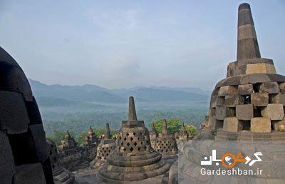 معبد بوروبودور ؛ بزرگترین معبد بودای دنیا در اندونزی، تصاویر