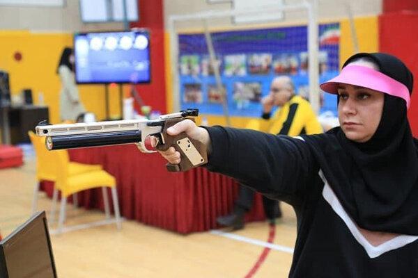 پیگیری اردوی تیم ملی تیراندازی برای حضور در پارالمپیک توکیو