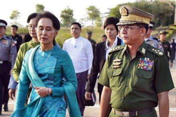 آمریکا و استرالیا کودتای نظامی در میانمار را محکوم کردند