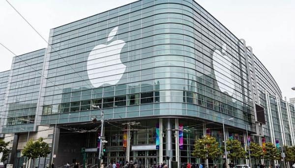 شرکت اپل 2 میلیون دلار جریمه شد خبرنگاران