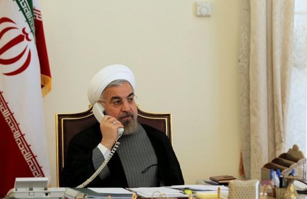 روحانی: امنیت عراق را امنیت خود می دانیم