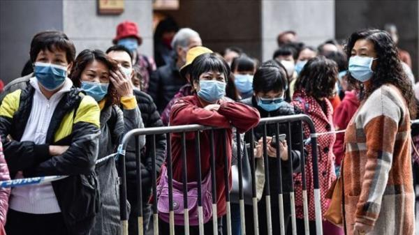 شمار مبتلایان جهانی کرونا به بیش از 133 میلیون نفر رسید
