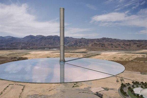نیروگاه ترکیبی دودکش خورشیدی با گاز فلر به همت محققان دانشگاه سمنان ثبت اختراع شد