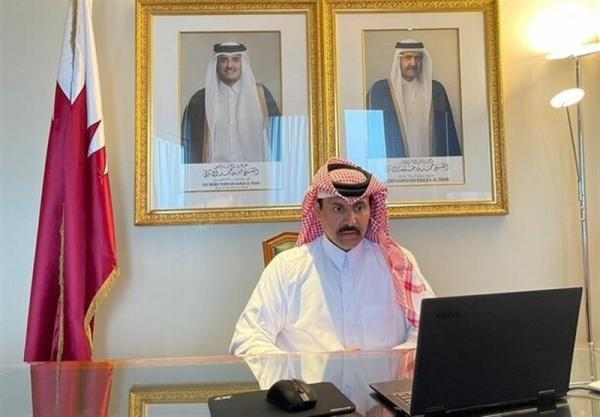 قطر: ایران نقش فعالی در سوریه دارد، به دنبال محدود کردن آن نیستیم
