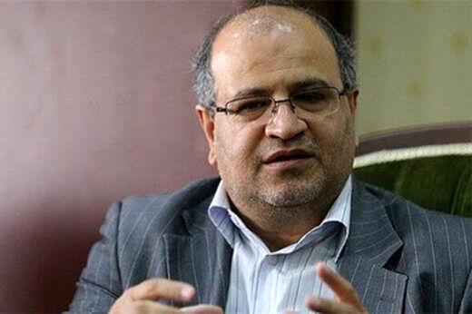زالی: واکسیناسیون در استان تهران آغاز شده