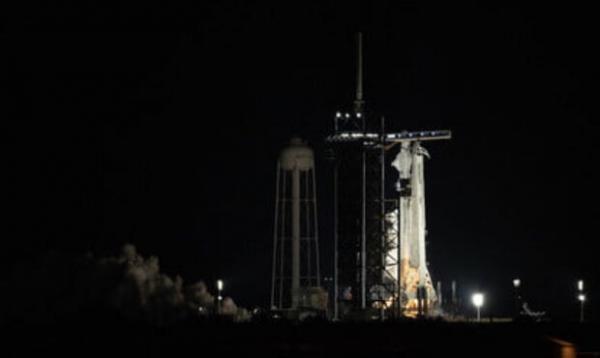 اسپیس ایکس آماده ارسال 4 فضانورد به فضا می گردد