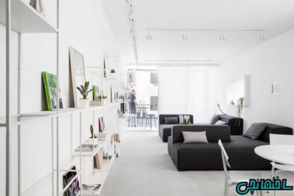 رنگ سفید و استفاده از آن در طراحی دکوراسیون خانه های مدرن و مینیمال