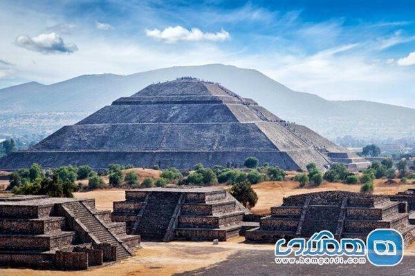 یکی از مهمترین مقاصد گردشگری مکزیک در خطر قرار گرفته است