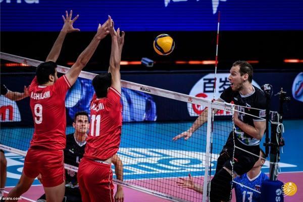 باخت غیرمنتظره تیم ملی به اسلوونی