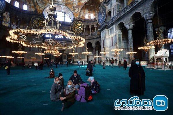 گردشگران روس پس از مدت ها تعلیق پروازها وارد ترکیه شدند