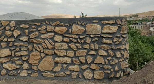 انتها بازسازی آرامگاه خاندان دارابی در شهرستان کمیجان