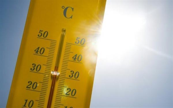 افزایش 7 تا 12 درجه ای دمای هوا در بعضی منطقه ها