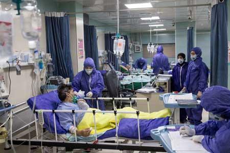 وقوع یکی از بدترین شرایط اپیدمی کرونا در کشور، 80 درصد تخت های بیمارستانی اشغال شده اند