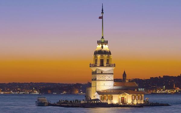 از تاریخچه برج میدن چه می دانید ، فروش آنلاین بلیط هواپیما به مقصد استانبول