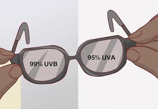 عینک آفتابی اصل این شکلیه