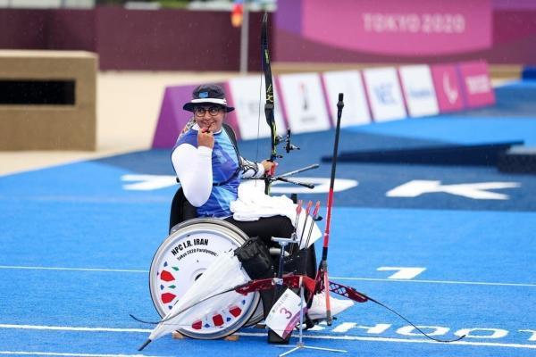 هت تریک زهرا نعمتی در قهرمانی پارالمپیک، شاهکار دختر ایران در توکیو
