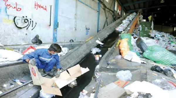 کاهش 3.5 درصدی دفن زباله در حلقه دره